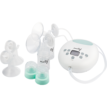 Motif Luna with Battery Breast Pump