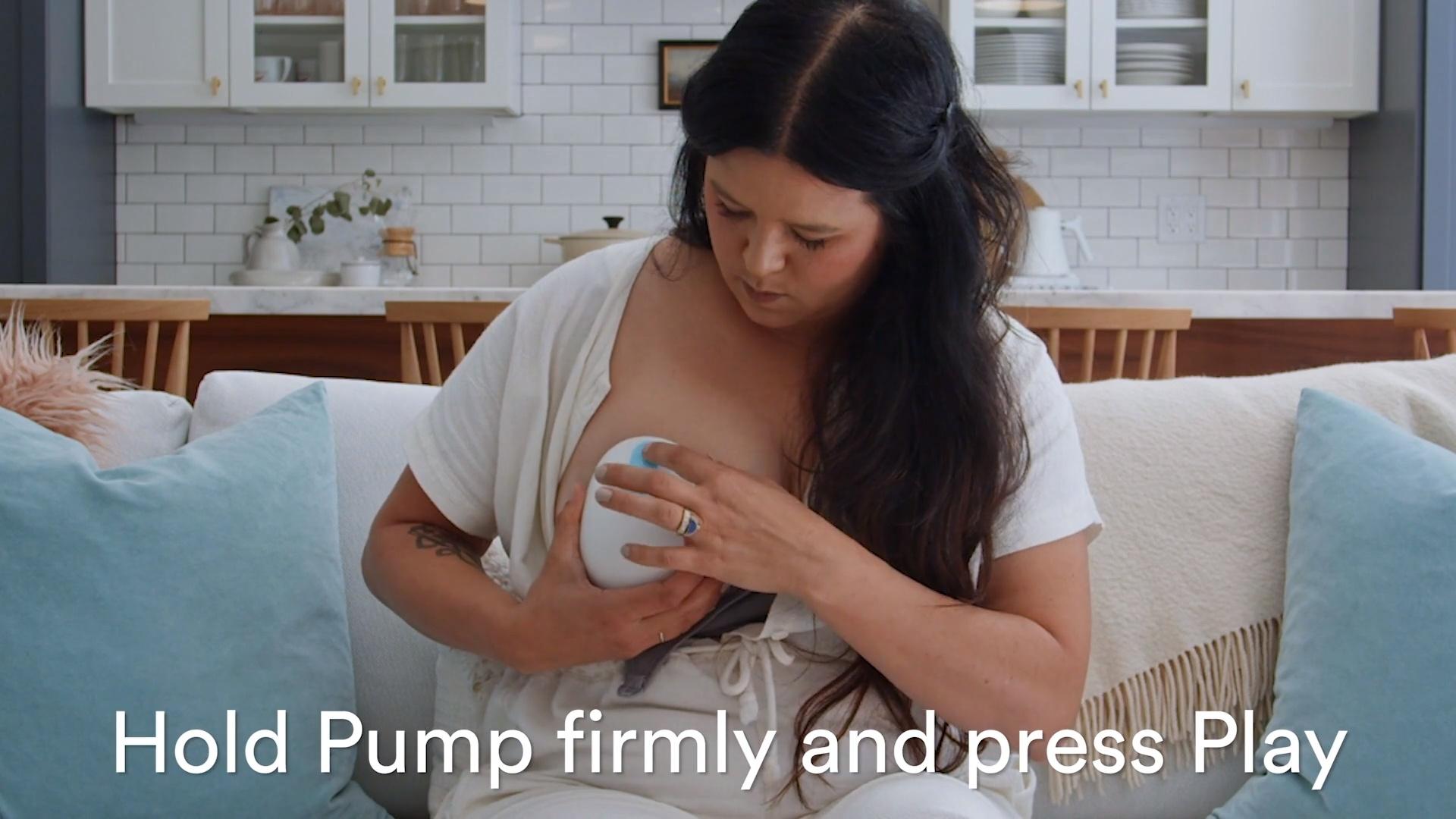 How to Assemble and Operate your Breast Pump